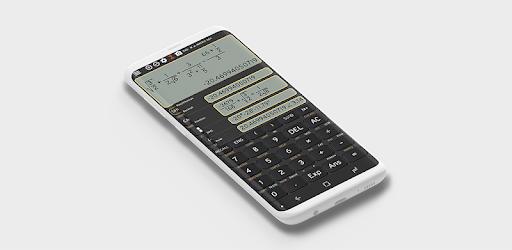 Math calculator 991, QR scanner, barcode