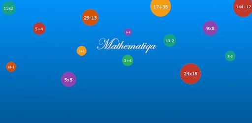 Mathematiqa - Math Brain Game Puzzles And Riddles