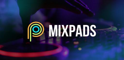 MixPads - Drum pad & DJ Audio Mixer