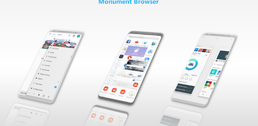 Monument Browser: Ad Blocker, Privacy Focused
