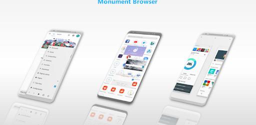 Monument Browser: AdBlocker & Fast Downloads
