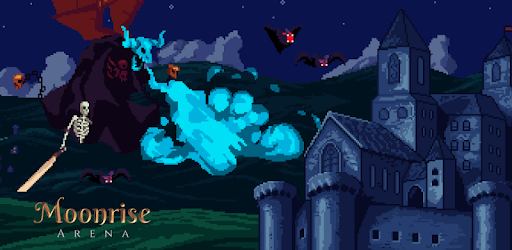 Moonrise Arena - Pixel Action RPG