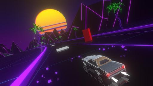 Music Racer v20.0 دانلود بازی فوق العاده مسابقه با موسیقی + مود اندروید