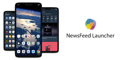 NewsFeed Launcher