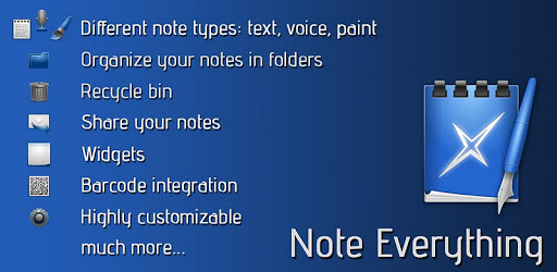 Note Everything