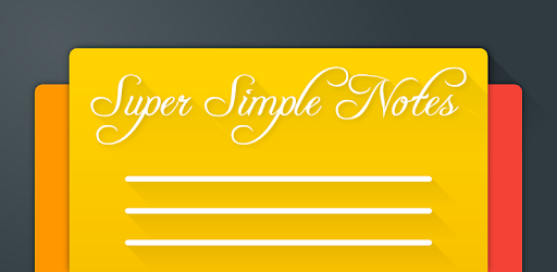 Notes (Super Simple Notes)