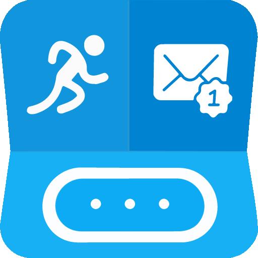 Notify & Fitness for Mi Band v9.0.6 دانلود برنامه اطلاعیه در ساعت های می بند اندروید