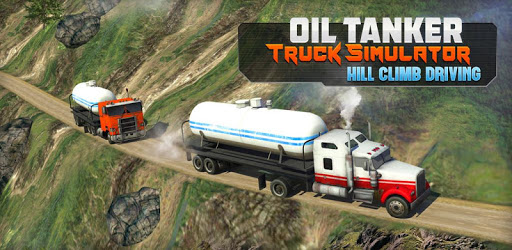 Oil Tanker Truck Simulator: Hill Driving