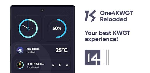 One4KWGT Reloaded - widgets for KWGT