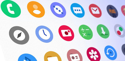 OneUI Circle Icon Pack