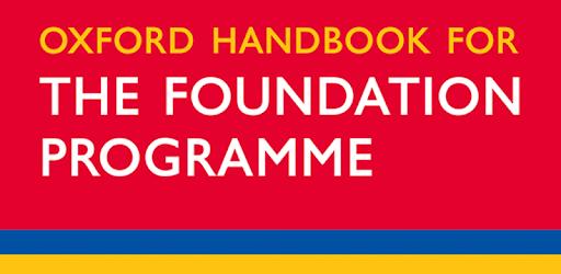 Oxford Handbook Found. Prog. 4