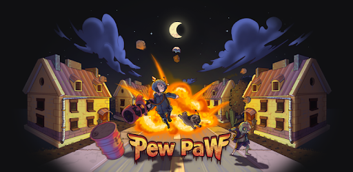 Pew Paw - Zombie survival