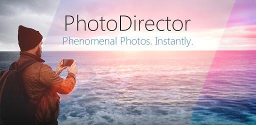 PhotoDirector Photo Editor: Edit & Create Stories