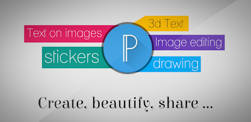 PixelLab - Text on pictures