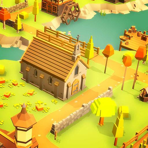 Pocket Build v2.89 دانلود بازی زیبای شهرسازی جیبی + مود اندروید
