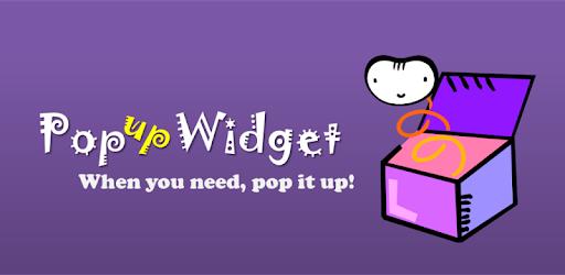 Popup Widget 3