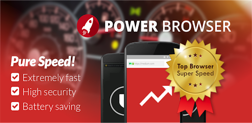 Power Browser - Fast Internet Explorer