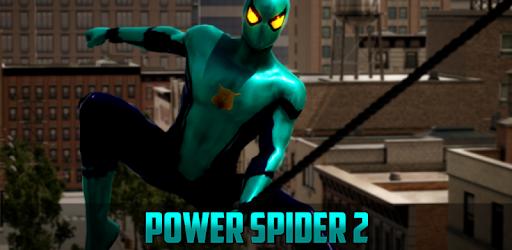 Power Spider 2 - Parody Game