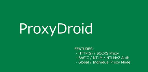 ProxyDroid