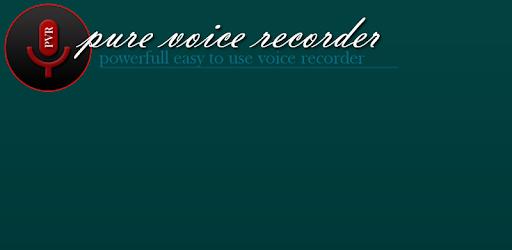 Pure Voice Recorder