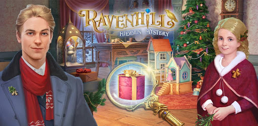 Ravenhill®: Hidden Mystery - Match-3 with a Story