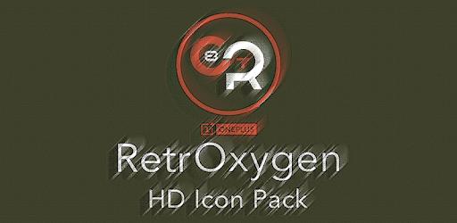 RetrOxygen - Icon Pack