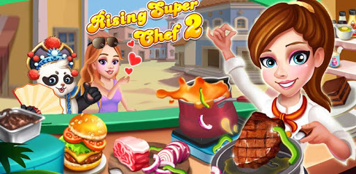 Rising Super Chef - Craze Restaurant Cooking Games