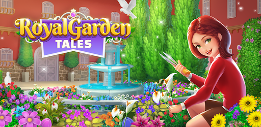 Royal Garden Tales - Match 3 Puzzle Decoration