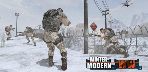 Rules of Modern World War: Free FPS Shooting Games