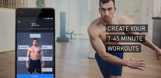 Runtastic Results Fitness & Home Workouts