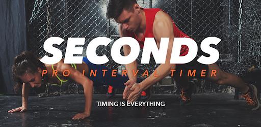 Seconds Pro - Interval Timer