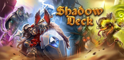 Shadow Deck: Magic Heroes Card CCG