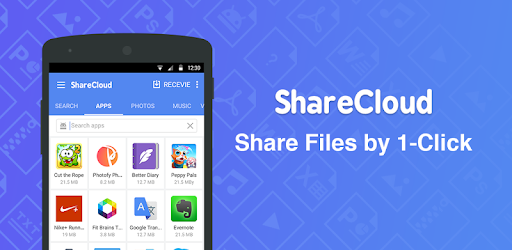 ShareCloud - Share By 1-Click