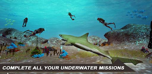 Shark Simulator 2018