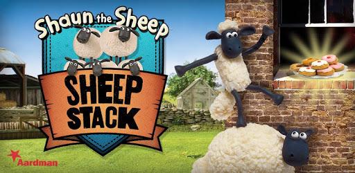 Shaun the Sheep - Sheep Stack