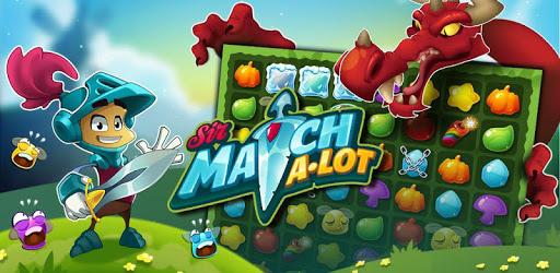 Sir Match-a-Lot: Match 3 Game