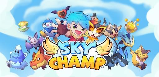Sky Champ: Galaxy Space Shooter - ShootingMonster