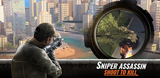 Sniper 3D Assassin: Fun Gun Shooting Games Free