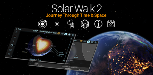 Solar Walk 2 - Spacecraft 3D and Space Exploration