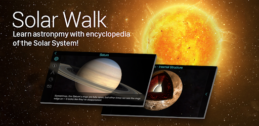 Solar Walk - Planetarium 3D: Explore Outer Space