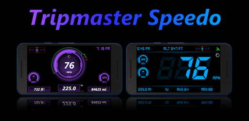 Speedometer & Odometer - TripMaster Car and Bike