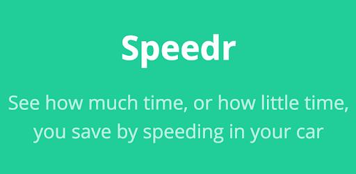 Speedr - time saved speeding