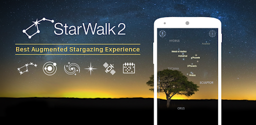 Star Walk 2 - Night Sky View and Stargazing Guide