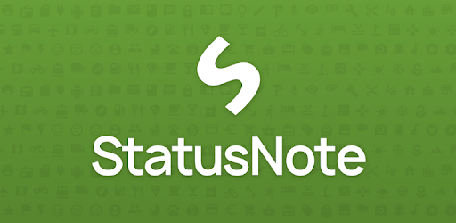 StatusNote 2 - Notes in Notifications
