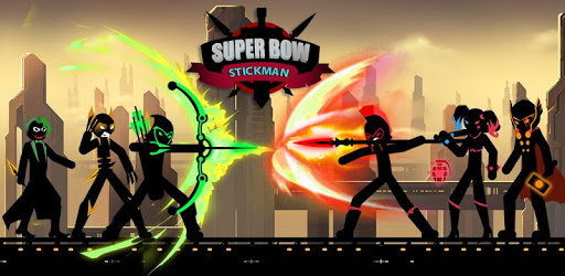 Super Bow: Stickman Legends - Archero Fight