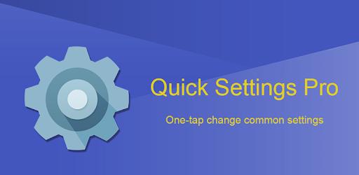 Super Quick Settings Pro - Toggles & AD Free