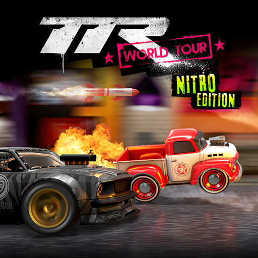 Table Top Racing: World Tour - Nitro Edition v1.5.2 دانلود نسخه پولی بازی مسابقه روی میز: تور جهانی + دیتا اندروید