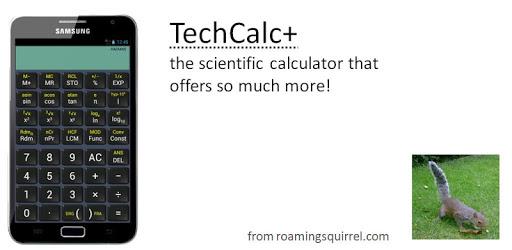 TechCalc+ Scientific Calculator (adfree)