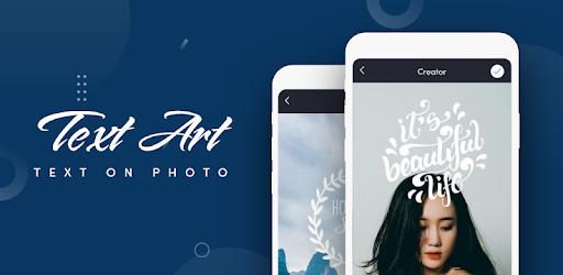 TextArt – Text to photo – Photo text edit