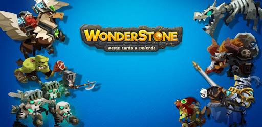 The Wonder Stone: Card Merge Defense Strategy Game